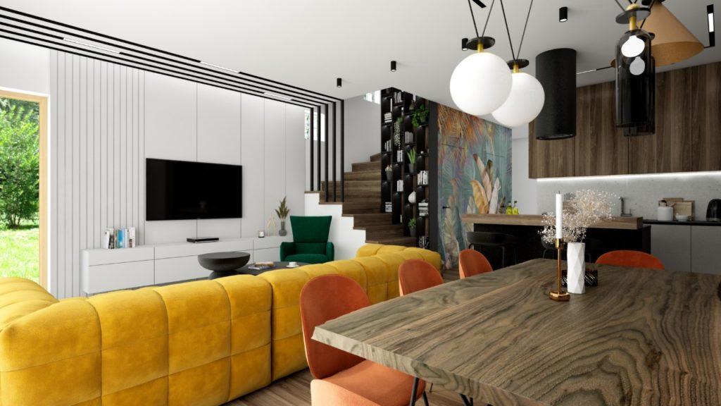 Architekt wnętrz Ewelina Pałajska - projektowanie, aranżacja wnętrza